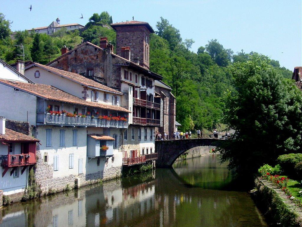 Frances etapa 0 saint jean pied de port roncesvalles - St jean pied de port to roncesvalles ...