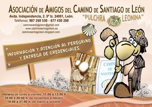 Asociacion Amigos de Leon-El Camino de Santiago