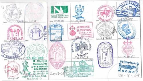 Compostela-ElCamino Tuwi