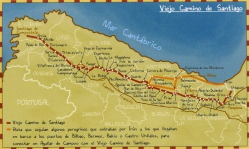 Viejo Camino de Santiago-Tuwi