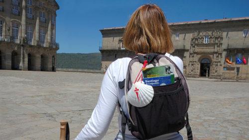 ¿Cuál es el mínimo de kilómetros para obtener la Compostela en Santiago?