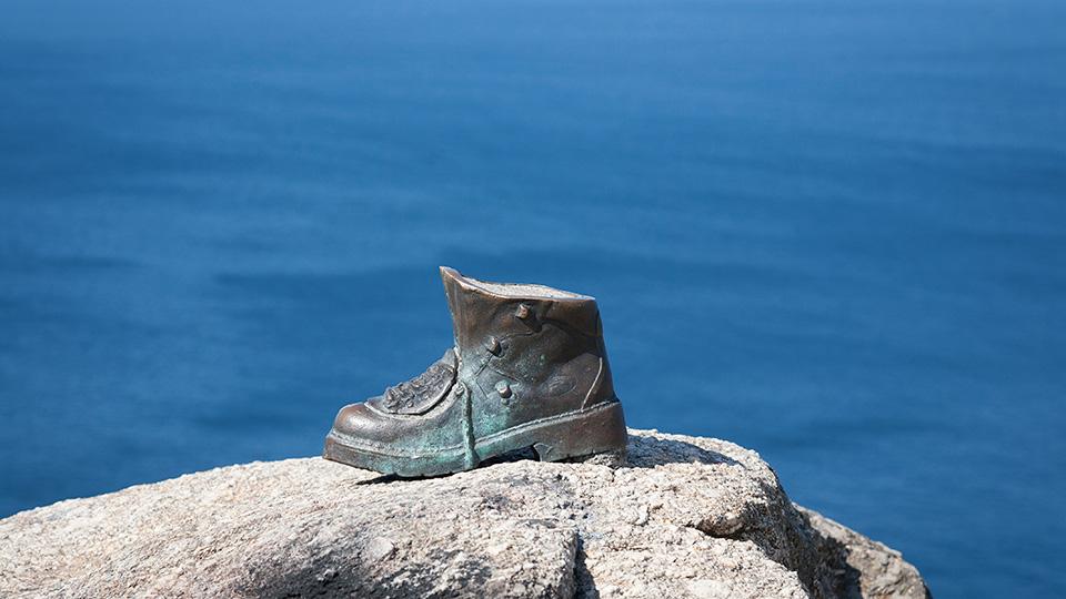 Botas para el Camino de Santiago