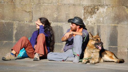 El final del Camino: La Catedral de Santiago de Compostela