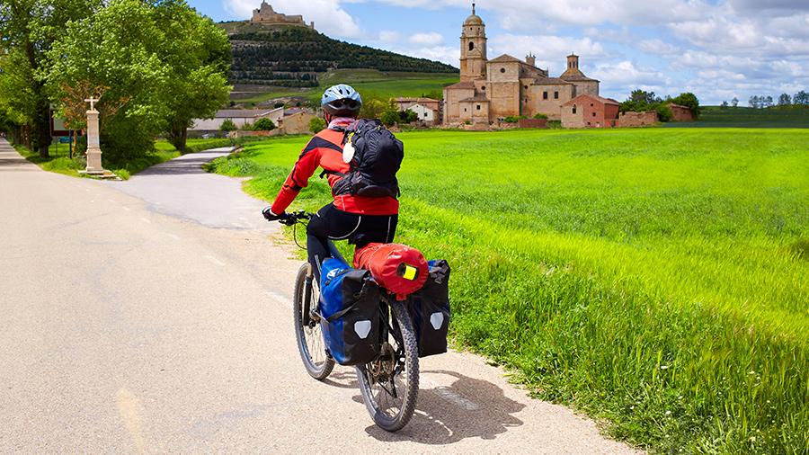 Camino de Santiago con bici eléctrica