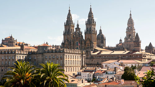 ¿Cuál es el Camino de Santiago más largo?